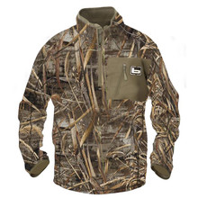 Banded Mid Layer 1/4 Zip Pullover - 84822200441