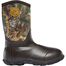 Lacrosse Lil Alpha Lite Youth Boot 1000gr - Realtree Xtra