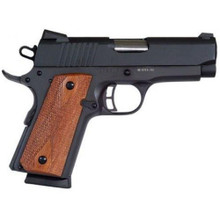"Citadel 1911 Compact - 45ACP - 3.5"" - Black/Wood - 682146280869"