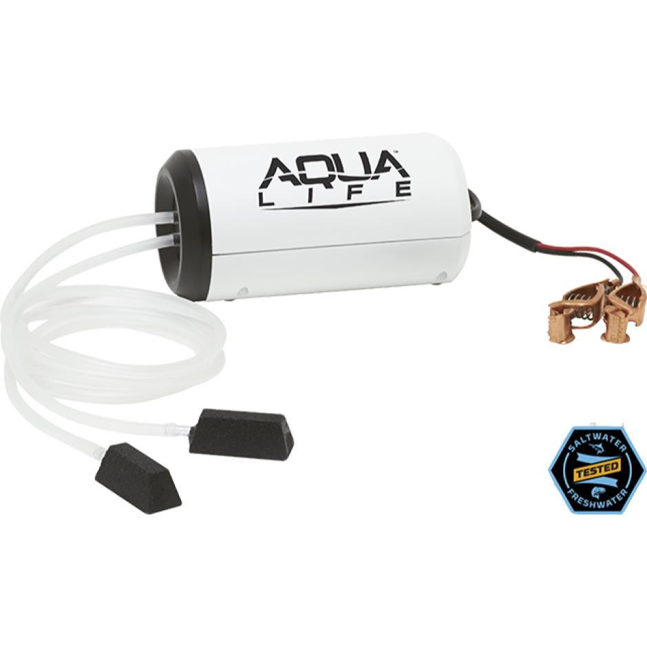 Frabill Aerator Dual Output 12V - 082271414212