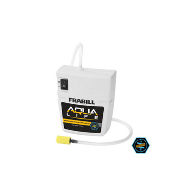 Frabill Whisper Quiet Portable Aerator - 082271214348