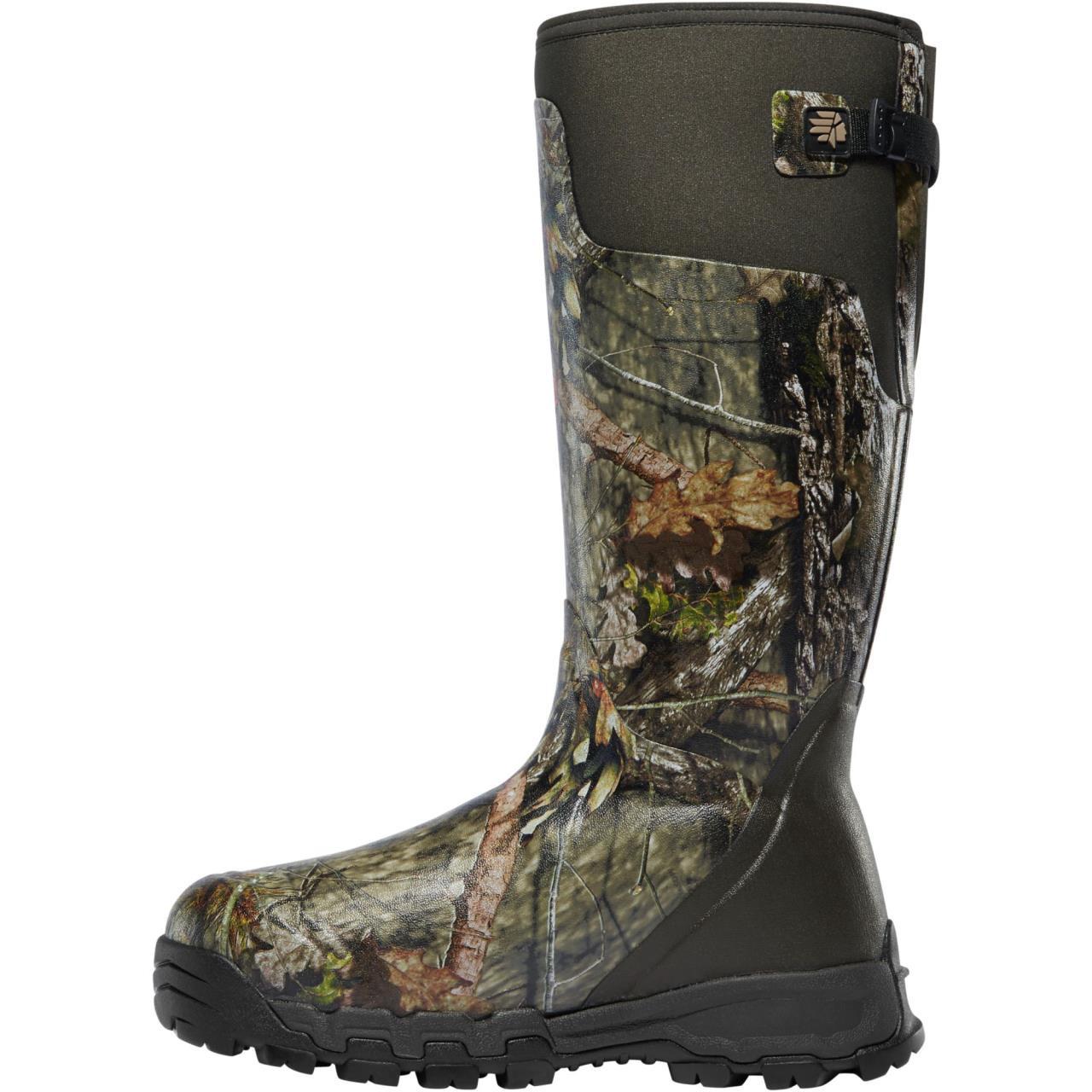 Lacrosse Alphaburly Pro Boot 1000GR - Mossy Oak Break-Up Country - 612632234236