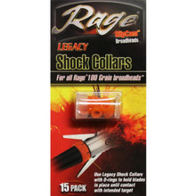 Rage High Energy Crossbow Shock Collars - 818322011730