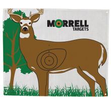 Morrell Whitetail Deer I.B.O/NASP Target Face - 036496115072