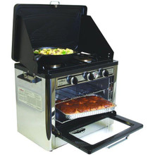 Camp Chef Deluxe Outdoor Oven - 033246209722