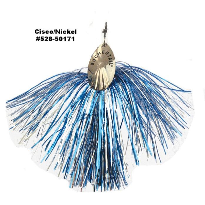 Joe Bucher Buchertail 500 Tinsel - 872460002616