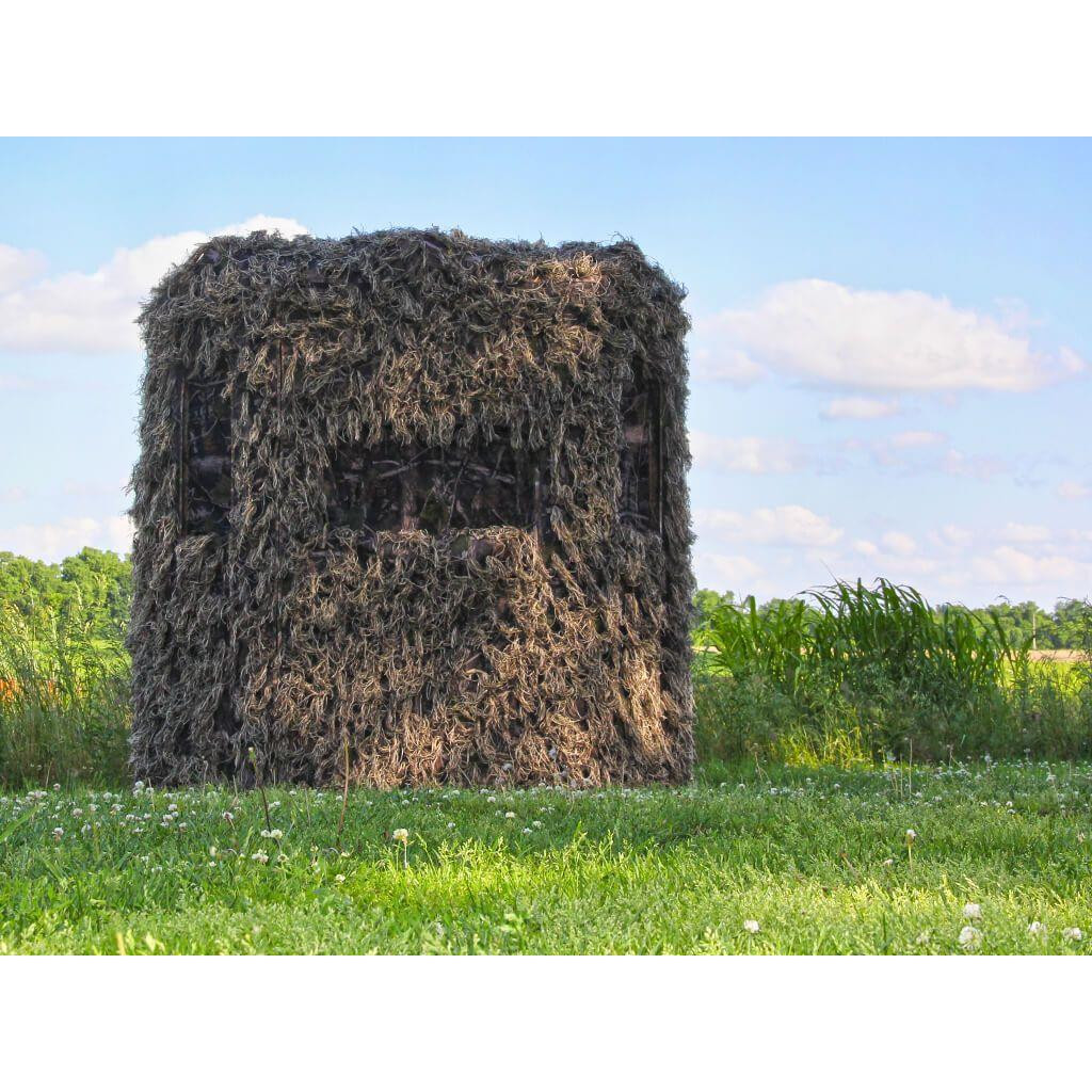 for redneck soft blind blinds hunting sided sale presleys outdoors deluxe camo