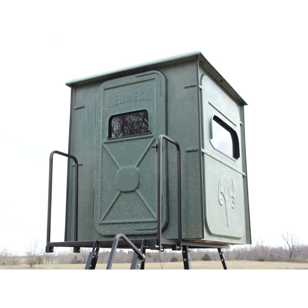 Redneck Trophy Tower 5X5 Platinum Blind - 400001361771