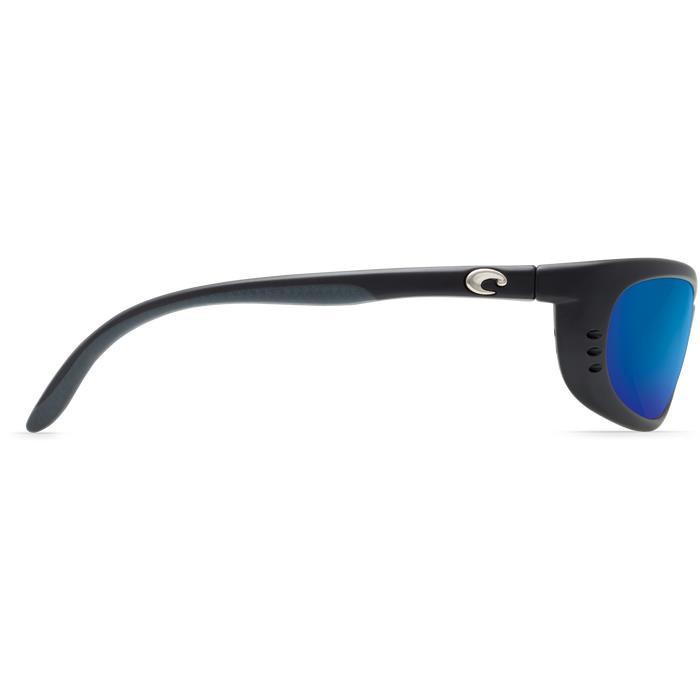 80ceb402b8ffe ... Costa Del Mar Fathom 580P - Matte Black Frame - Blue Mirror Lens -  097963533171 ...