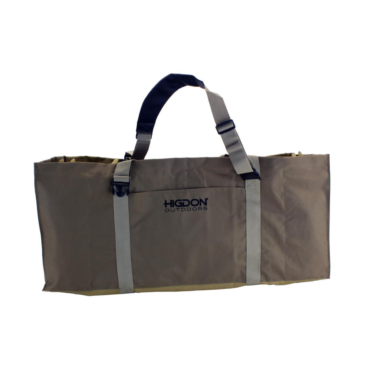 Higdon 12-Slot Duck Decoy Bag - Brown - 710617371201
