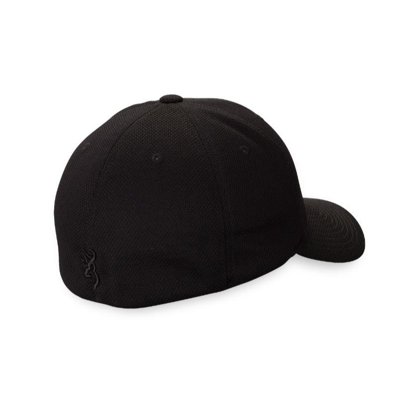 ebb1ae48ffef55 Browning Coronado Cap - Black - Presleys Outdoors