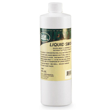 LEM Liquid Smoke - 734494003314