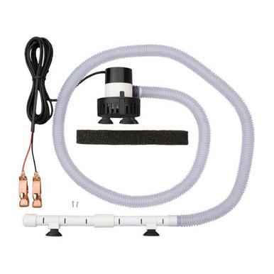 Marine Metal Supersaver Aeration System 12 Volt - 029326100201