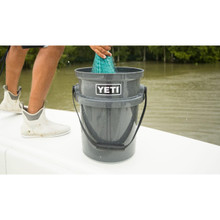 Yeti Loadout Bucket - Charcoal - 888830028704