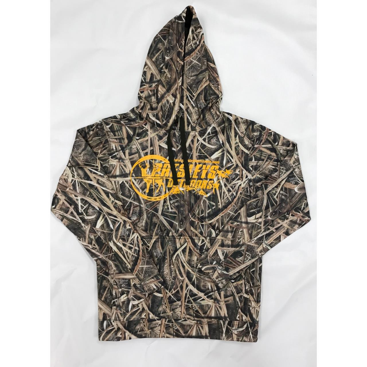 Presleys Poly Hoody - Mossy Oak Shadow Grass Blades - 400001381342