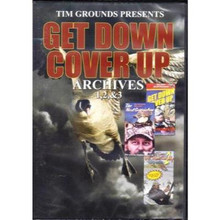 Tim Grounds Archive Get Down Cover Up 1,2,3 - 616337910006