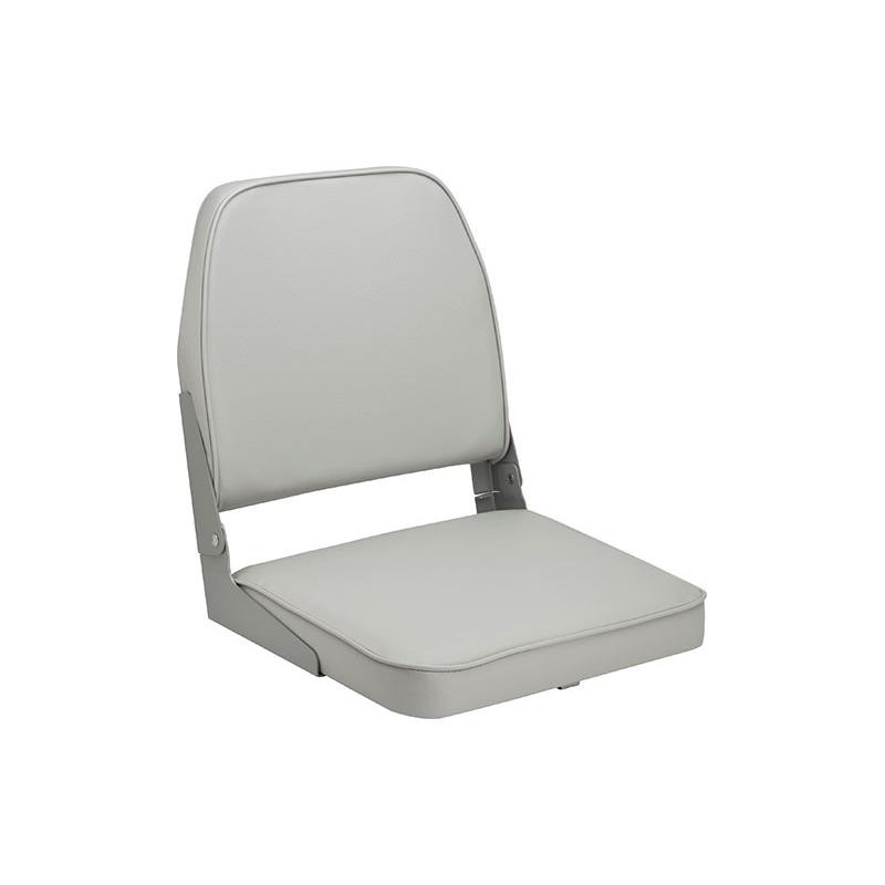 Attwood Low Back Padded Boat Seat - 022697183972