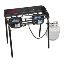 Camp Chef Explorer 2-Burner Stove - 033246207605