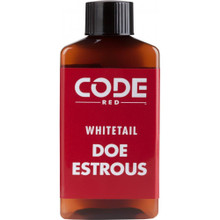 Code Red Estrous Doe Urine 4oz - 707114013062