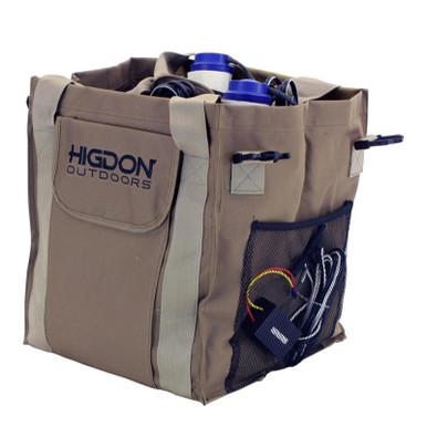 Higdon 4-Slot Motion Decoy Bag Brown - 710617371409