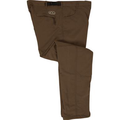 Drake MST Jean Cut Wader Pant - Brown - DW1590 - 659601438486