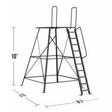 Muddy 10' Tower - 400001423448