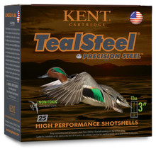 "Kent Teal Steel 20GA 3"" 1oz - 656308004778"