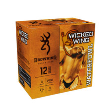 "Browning Wicked Wing 12GA 3"" 1-1/4oz - 020892024953"