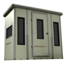 Muddy Outdoors Penthouse Box Blind - 813094022830