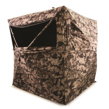 HME 3 Person Hub Ground Blind - 888151019719