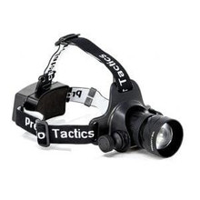 Predator Tactics The Lantern Headlamp Kit Green and White - 640265974571