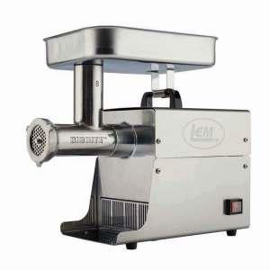 LEM Products #8 Big Bite Grinder - 0.5 HP - 734494017793