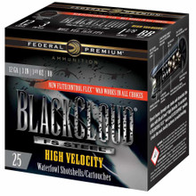 "Federal Black Cloud High Velocity 12GA 3"" 1 1/8oz -"