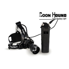 Predator Tactics Coon Hound Coon Hunting Light Kit - 640265975011