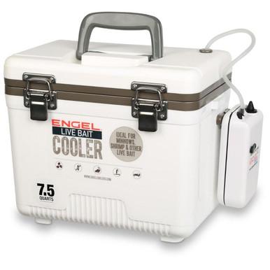 Engel 7.5QT Live Bait Dry Box/Cooler - 816219025853