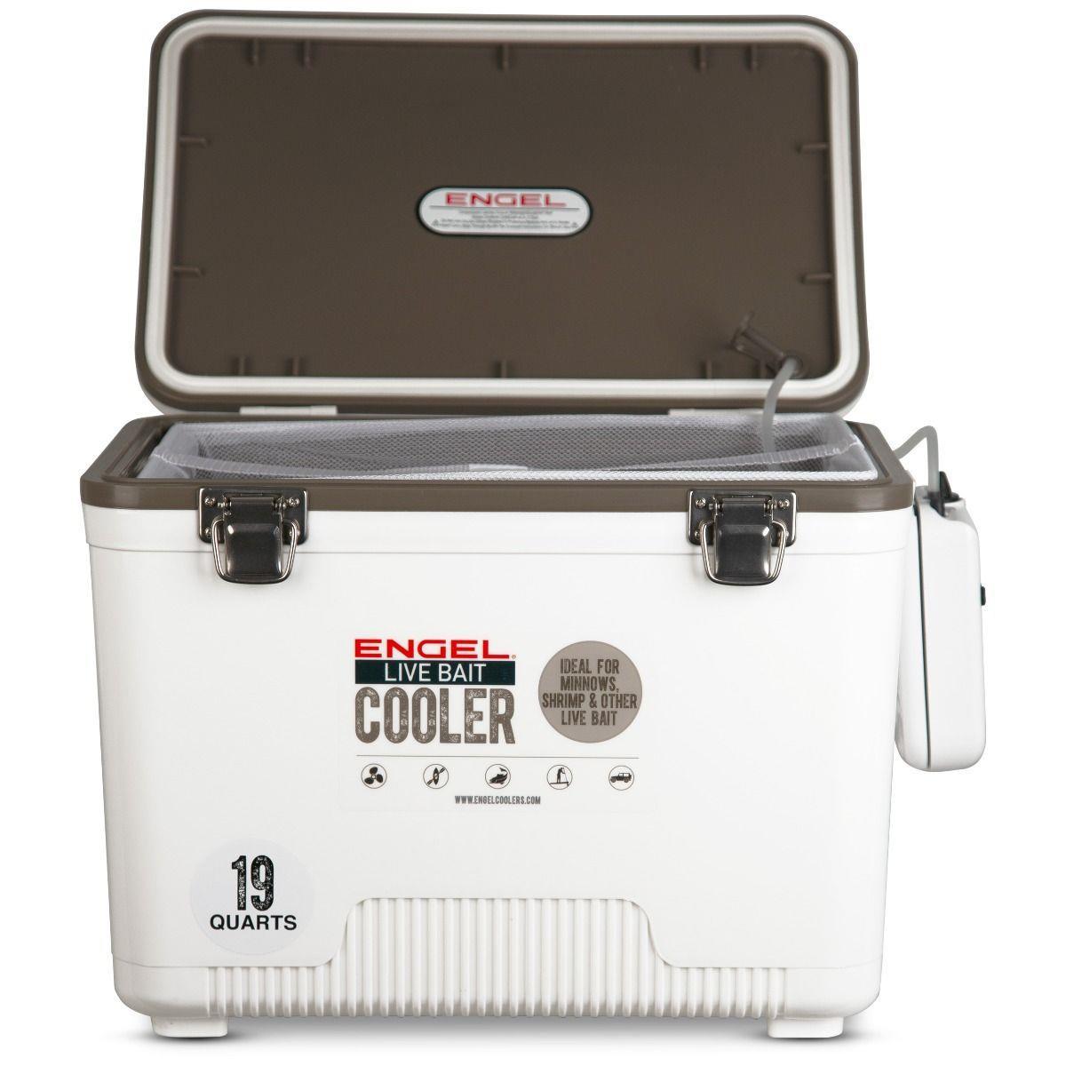 Engel 19QT Live Bait Dry Box/Cooler - 816219024795