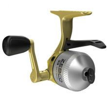 Zebco 33 Micro Gold Triggerspin Reel - 032784636304