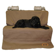 Mud River Two Barrel Double Seat Cover - Brown - 067341408018