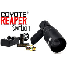Predator Tactics Coyote Reaper Spotlight Kit - Triple LED (Green, Red & White) - 640265974038