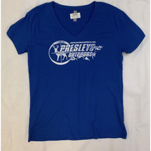 Presleys Next Level Women's Relaxed V-Neck - 400001538463