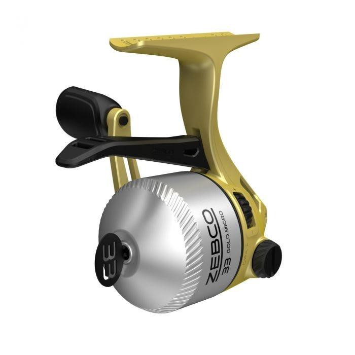 Zebco 33 Gold Micro Triggerspin