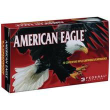 Federal American Eagle 6.5 Creedmoor 120 Grain Open Tip Match - 604544630343
