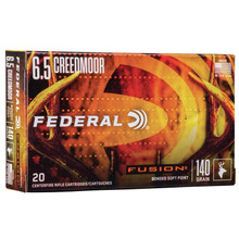 Federal Fusion 6.5creed 140gr - 604544622874