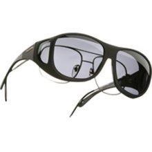 Fishermans Eyewear Cocoons Pilot Black Frame