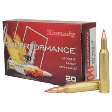 Hornady Superformance .308 Winchester 150 Grain SST - 090255809336
