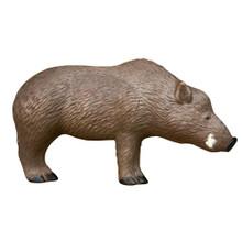 Rinehart 3-D Targets Woodland Boar Target - 853595000678
