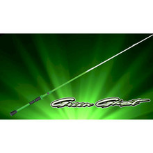 Duckett Fishing Green Ghost Spinning Rod - 859940006388