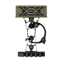 Mathews Arrow Web HD Series 6 Arrow Quiver  - Green Ambush - 720770020922