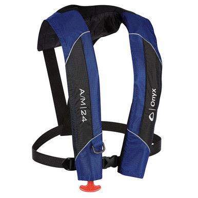 Onyx Automatic / Manual Inflatable Life Jacket - 043311048217