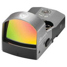 Burris Co, INC FastFire III Red-Dot Reflex Sight 3 MOA Dot - With Picatinny Mount - Matte Black - 000381302342
